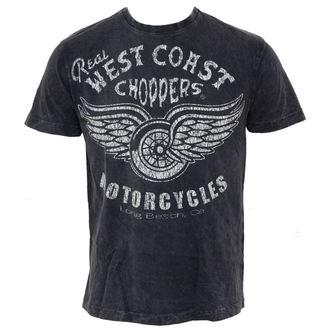 t-shirt men's - - West Coast Choppers - WCTS10209ZW