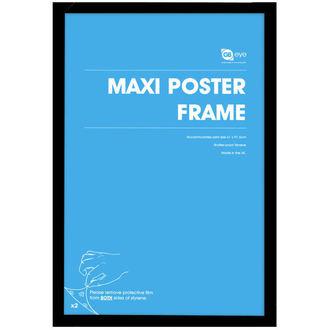 frame to poster (61x91,5 cm) - Black - GB Posters - FMMXA1BK