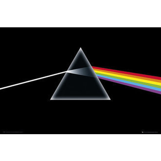 poster Pink Floyd - Dark Side Of The Moon - GB Posters - LP1443