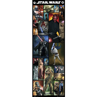 poster Star Wars - Compilation - GB Posters, GB posters