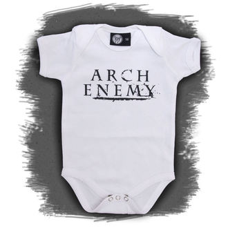 body children's Arch Enemy - Logo - White, Metal-Kids, Arch Enemy