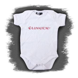 body children's Eluveitie - Logo Red - White, Metal-Kids, Eluveitie