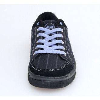 low sneakers women's - W Skyla - VANS - BLACK-GREY, VANS