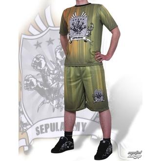 jersey a shorts Sepultura 'Sepularmy 1', NNM, Sepultura