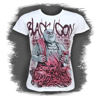 t-shirt hardcore women's - Execution - BLACK ICON, BLACK ICON