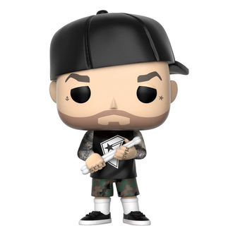 Caricature figure Blink 182 - POP! - Travis Barker, POP, Blink 182