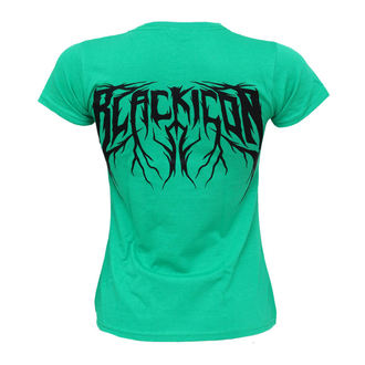 t-shirt hardcore women's - Cricket - BLACK ICON - DICON113