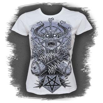 t-shirt hardcore women's - Metal Demon, BLACK ICON