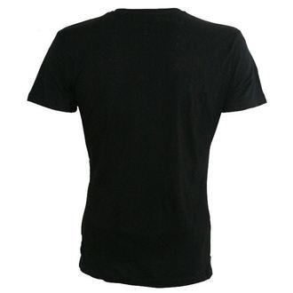 t-shirt street men's - Chest Logo - JACK DANIELS - TS011081JDS