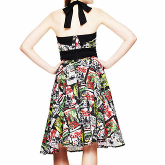 dress women HELL BUNNY - B-Movie 50´s - 4141