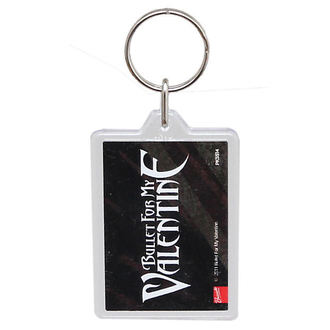 key ring (pendant) Bullet For My Valentine - Logo - Pyramid Posters - PK5514