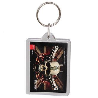 key ring (pendant) Bullet For My Valentine - Skull - Pyramid Posters, PYRAMID POSTERS, Bullet For my Valentine