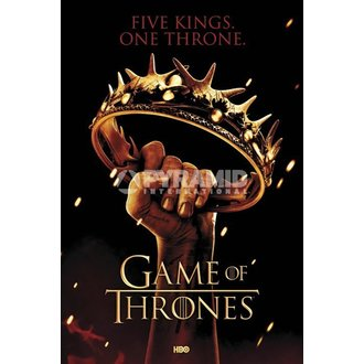 poster Game Of Thrones - Crown - Pyramid Posters, PYRAMID POSTERS