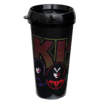 cup thermal KISS - ROCK OFF - CURP, ROCK OFF, Kiss