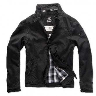 jacket men spring/autumn BRANDIT - Yellowstone - Black - 3115/2