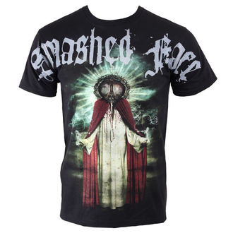 t-shirt metal men's Smashed Face - Misanthropocentric - NNM - Black - 05