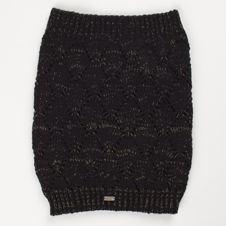 scarf VANS - Clouded - Black, VANS
