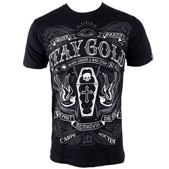 t-shirt hardcore men's - Stay Gold - LIQUOR BRAND, LIQUOR BRAND