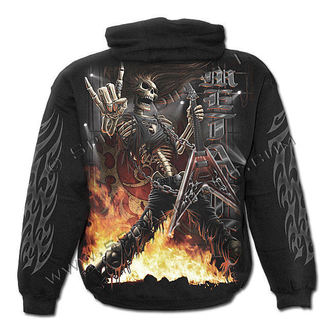 hoodie men's - Rock Salute - SPIRAL - T067M451