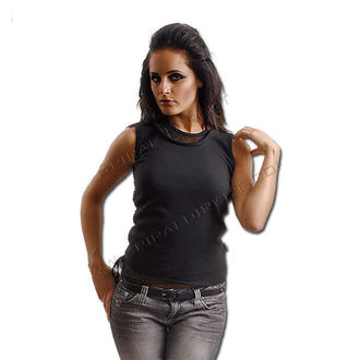 t-shirt women's - 2IN1 Meshvest - SPIRAL - P002G028