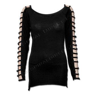 t-shirt women's - Gothic Elegance - SPIRAL - P001F435