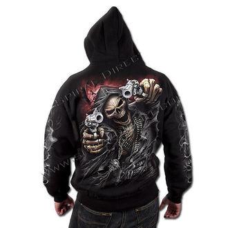 hoodie men's - Assassin - SPIRAL - T058M451