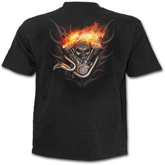 t-shirt men's - Wheels Of Fire - SPIRAL - T061M101