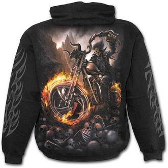 hoodie men's - Wheels Of Fire - SPIRAL - T061M451