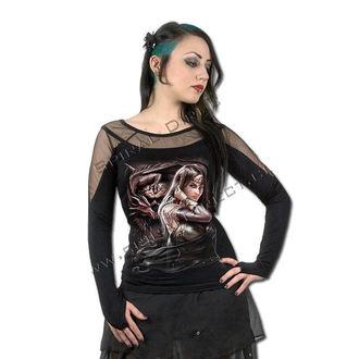 t-shirt women's - Dragon Princess - SPIRAL - TR335250