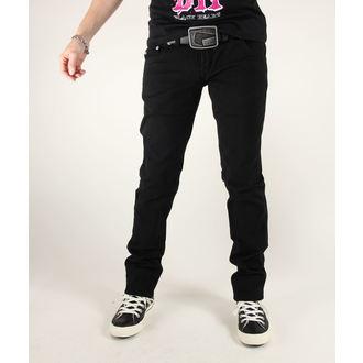 pants women 3RDAND56th - Zipper Back Skinny Jeans - JM1024