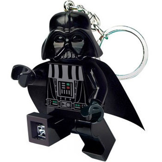 pendant to keys STAR WARS - Mini-Flashlight - Darth Vader , NNM