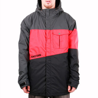 winter jacket men's - Raton - FUNSTORM, FUNSTORM