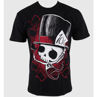 t-shirt hardcore men's - Mad Hatter - Akumu Ink, Akumu Ink
