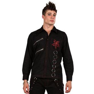 shirt men DEAD THREADS - Red - GS9567