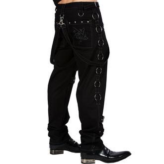 pants men DEAD THREADS - Grey - TT9571