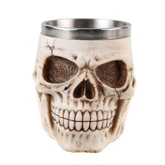 cup (tankard) Grinning Skull - NEM3933