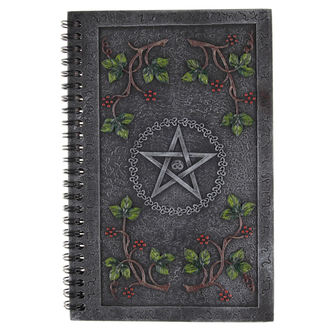 writing notepad Wican Book Of Shadows - NOW001