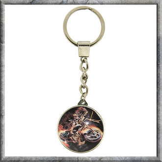 pendant Anne Stokes - Keyring - Hell Rider, ANNE STOKES, Anne Stokes