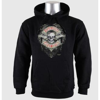 hoodie men Avenged Sevenfold - Currency