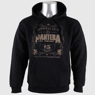 hoodie men's Pantera - 101 Proof - BRAVADO EU, BRAVADO EU, Pantera