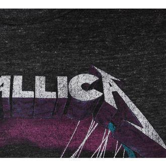 t-shirt metal men's Metallica - Mop Vintage Heather - BRAVADO