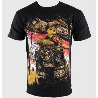 t-shirt metal men's Korn - Rilla - BRAVADO, BRAVADO, Korn