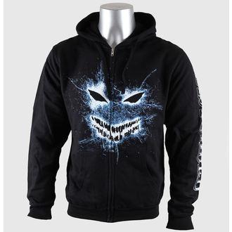 hoodie men's Disturbed - Shatter Face - BRAVADO, BRAVADO, Disturbed