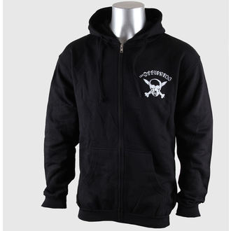hoodie men's Offspring - Skull And Bombs - BRAVADO, BRAVADO, Offspring