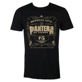t-shirt metal Pantera - - BRAVADO EU - PANTS01MB