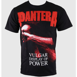 t-shirt metal men's Pantera - Red Vulgar - BRAVADO, BRAVADO, Pantera