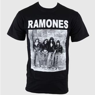 t-shirt metal men's Ramones - 1ST Album - BRAVADO, BRAVADO, Ramones
