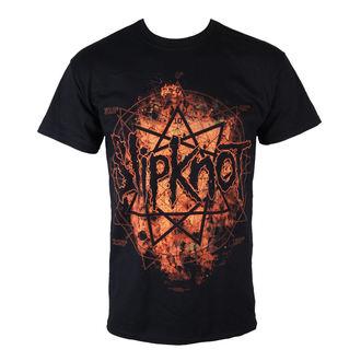t-shirt metal Slipknot - Radio Fires Logo - BRAVADO - 15092122