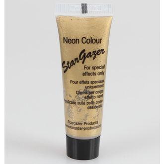 color to body a face STAR GAZER - Neon Gold, STAR GAZER