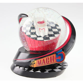 model Speed Racer Statue Mach 5 Globe